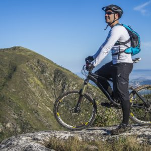 E-BIKE in Val d'Orcia